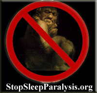 sleep paralysis demons